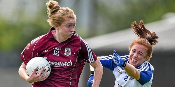 Ladies into All-Ireland Semi-final