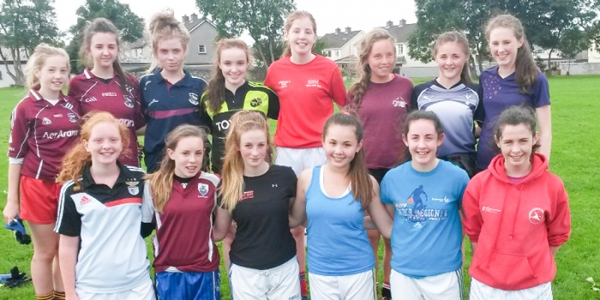 Ladies Football Development