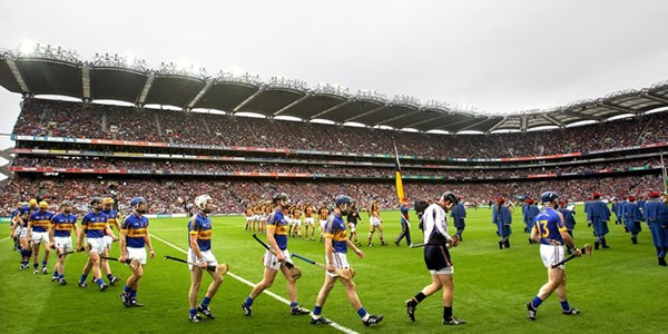 All-Ireland weekend on TV