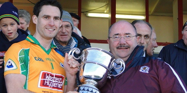 Corofin retain County Senior Title