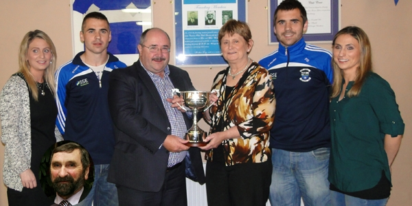 Paddy Sweeney Memorial Cup