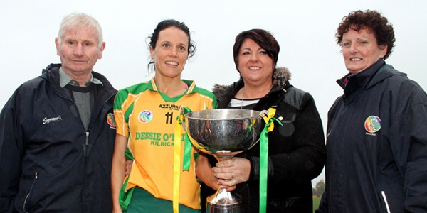 Mullagh are Camogie Champions