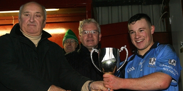 Oranmore-Maree take Under 21 B Title