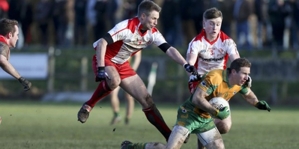 Corofin grind out win at Ruislip