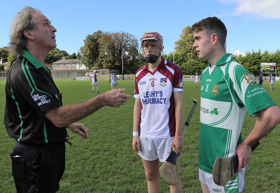 Minor Hurling Semi-Final goes to Replay