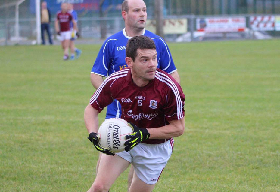 Masters Football Team are pipped by Cavan in Semi-Final