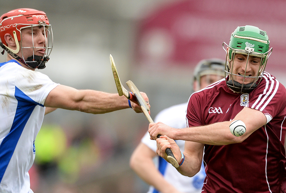 Hurlers claim victory over Waterford in a game of swaying fortunes