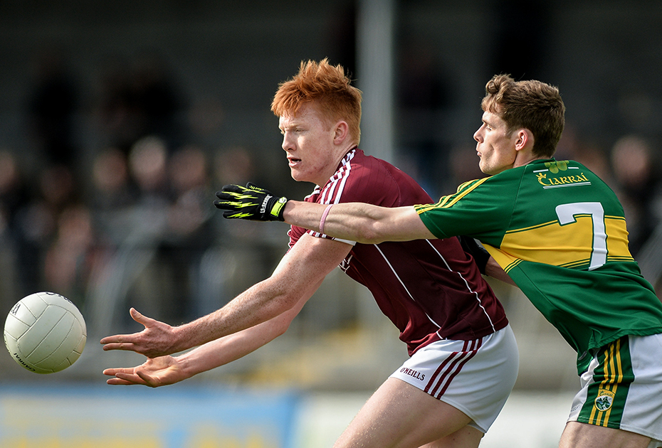Galway shock Kerry to reach All-Ireland Under 21 Football Final