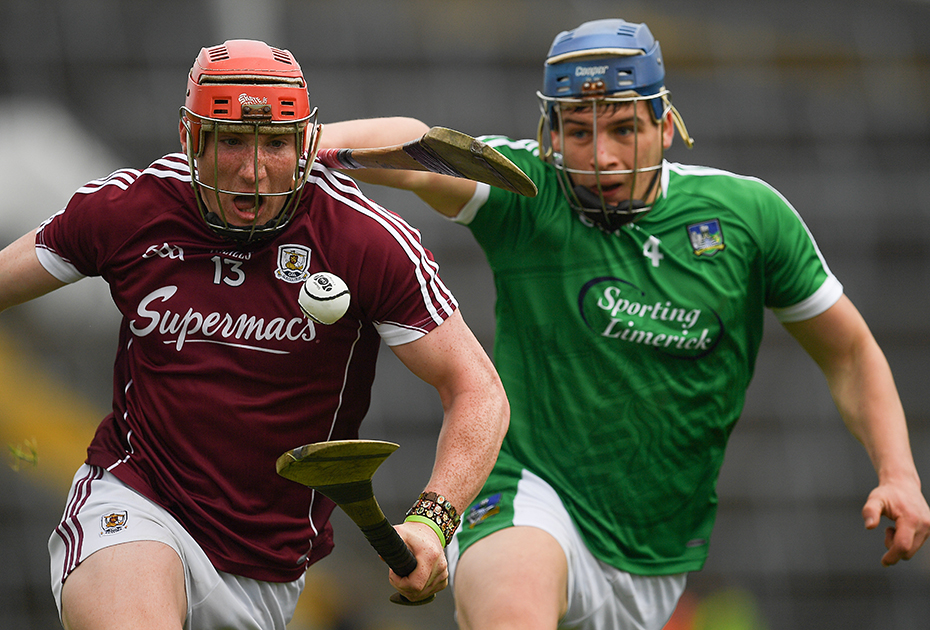 Efficient Galway see off Limerick to reach Allianz Hurling League Final