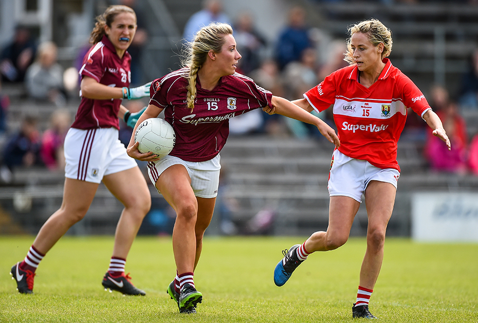 Impressive Ladies Football Champions are easy winners over Galway