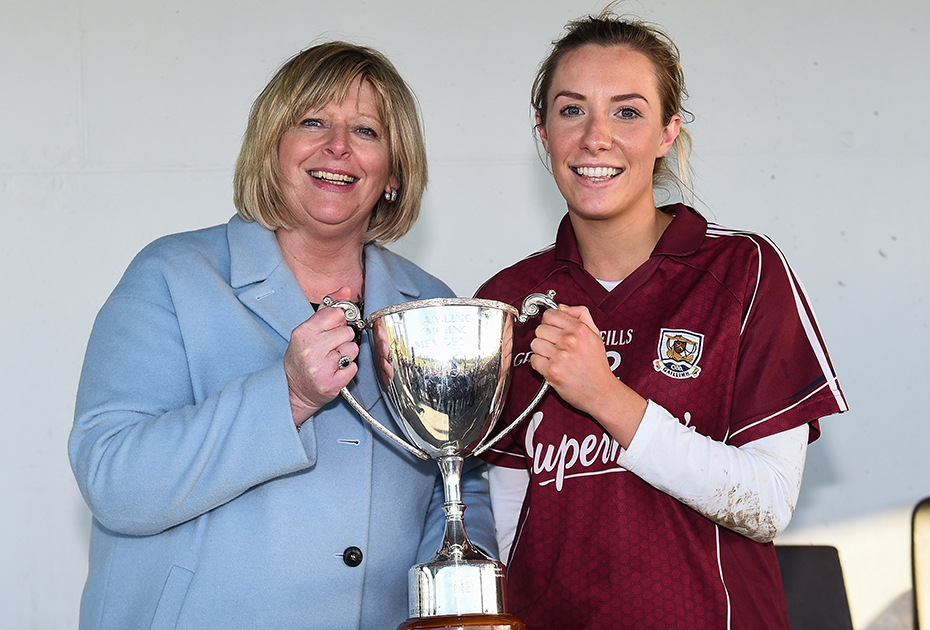 Five goal Reaney stars for Galway Ladies in All-Ireland Under 21Final victory