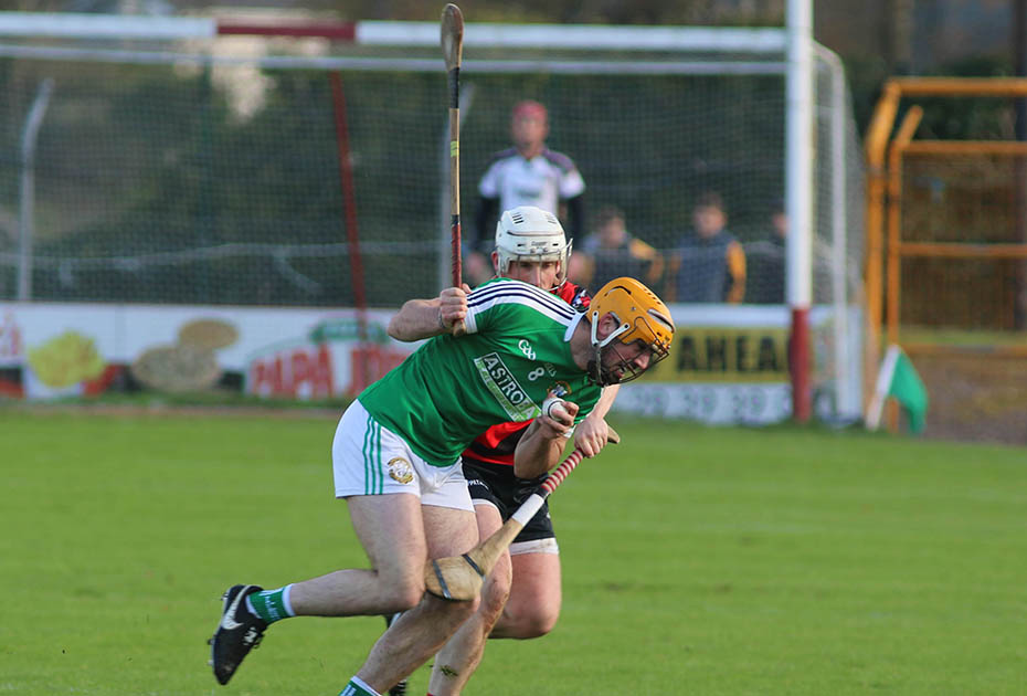 Liam Mellows into County Senior Hurling Final - after 47 year wait