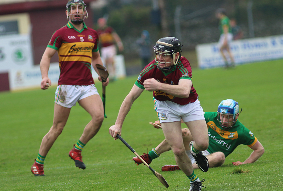 Gort win replay with Craughwell to reach County Senior Hurling Final