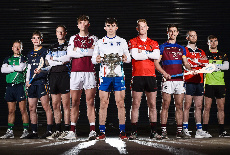 Third Level - Sigerson & Fitzgibbon Cup Draws for 2018