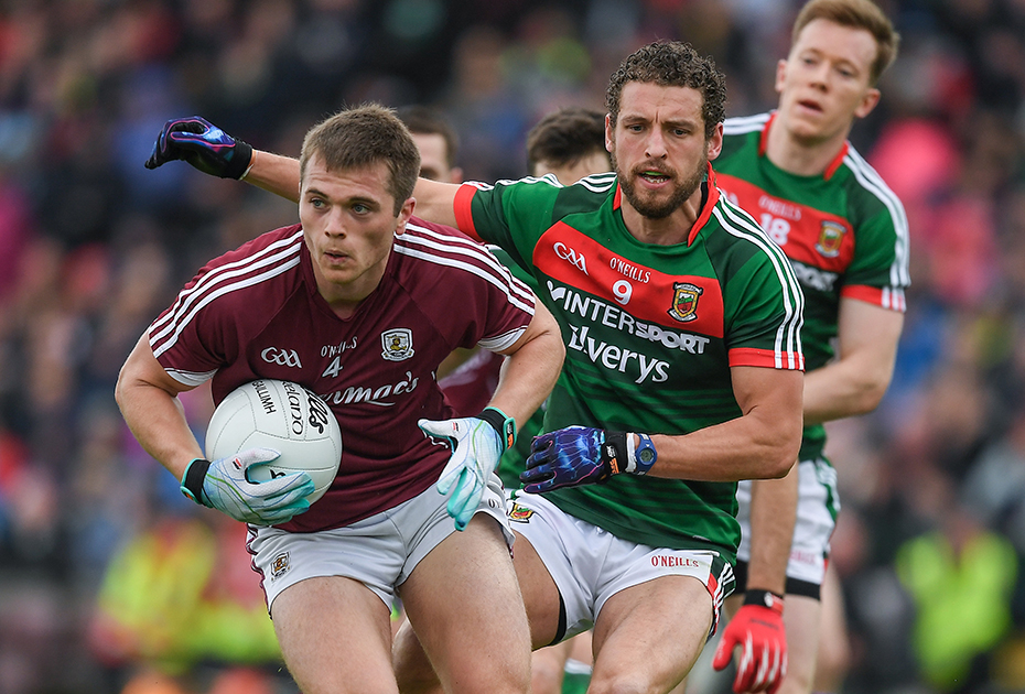 Maturing Galway battle hard for thrilling win over great rivals Mayo