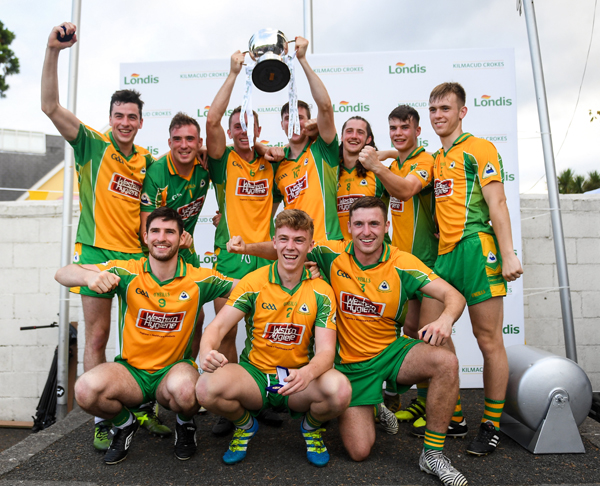 Corofin All Sevens Captions Web